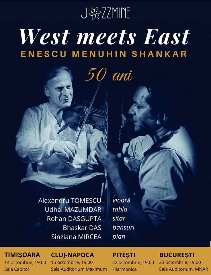 West meets east tour in Romania