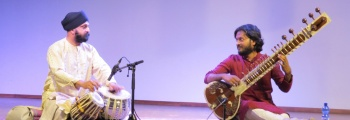 Sitar solo in Metz – France